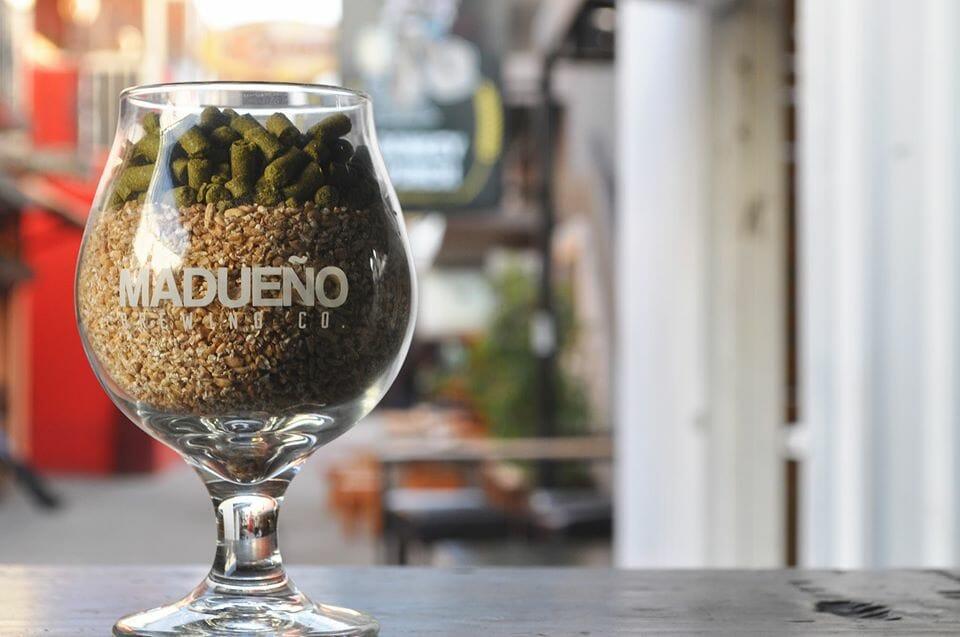 Madueño Brewing Co.