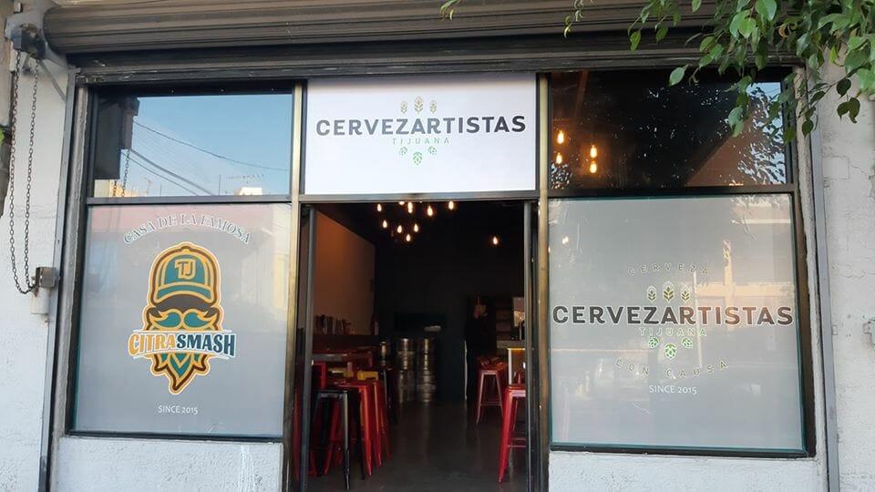 Cervezartistas Brewhouse