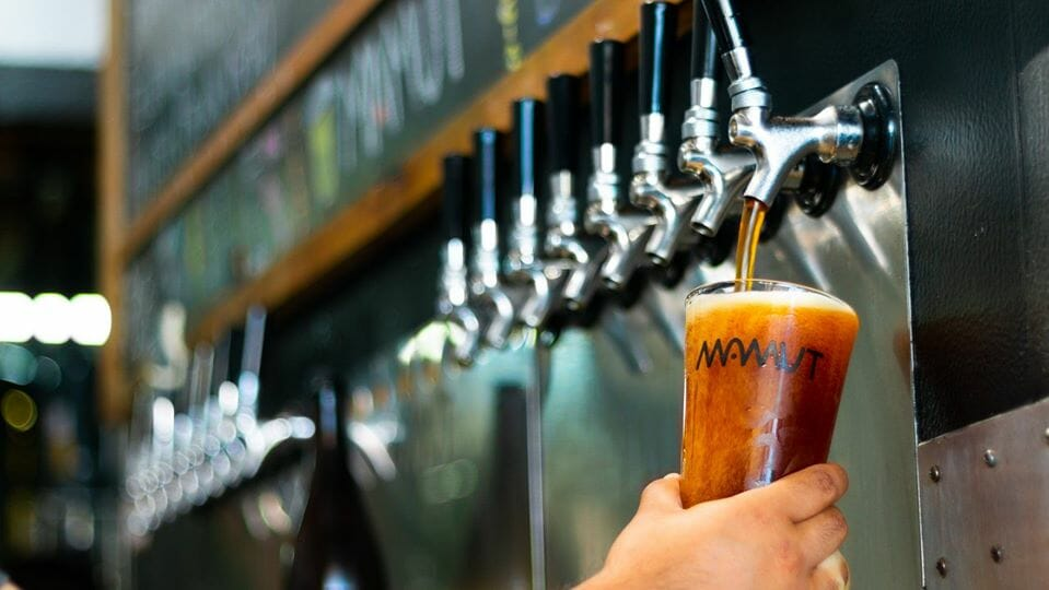 Mamut Brewery Co
