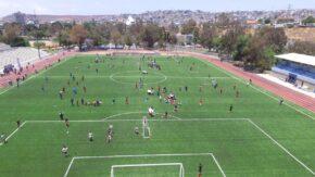 Unidad Deportiva CREA