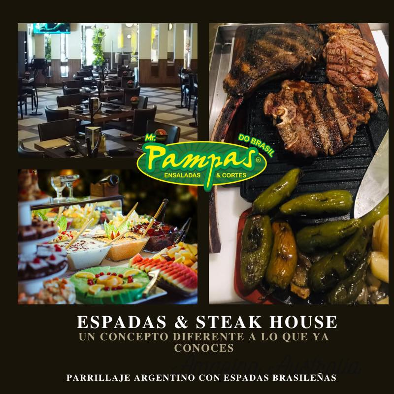 Mr. Pampas Plaza Financiera