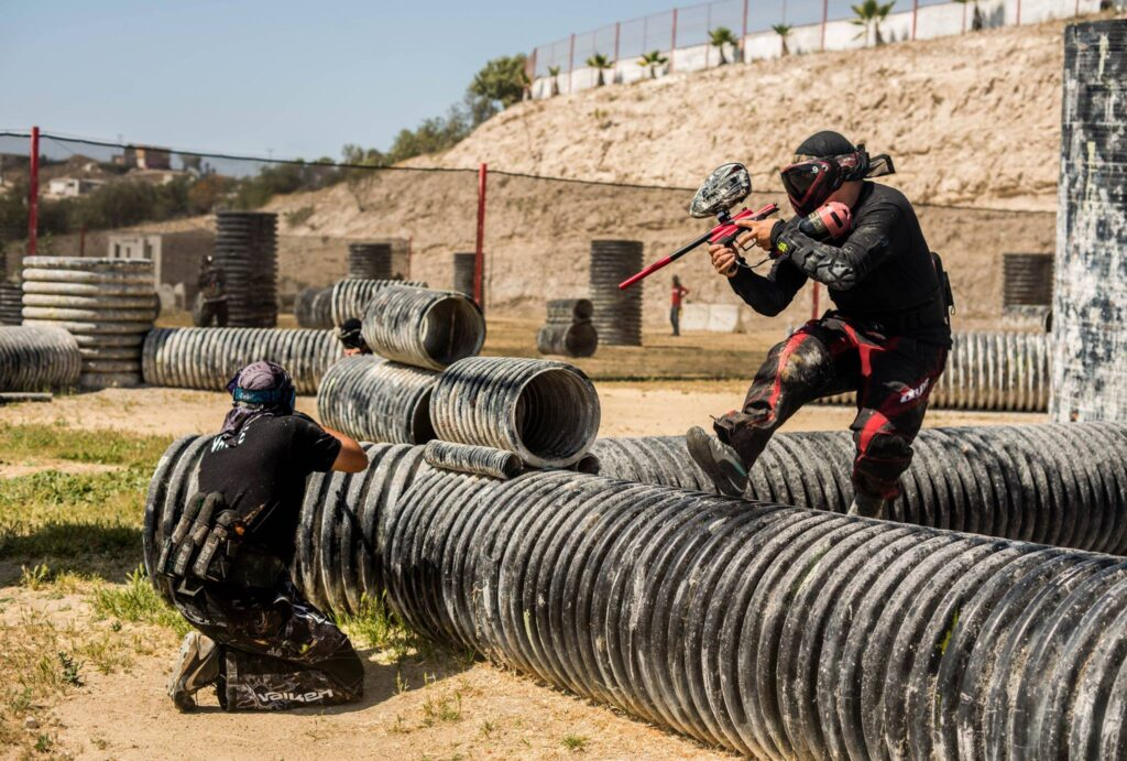 Baja Paintball