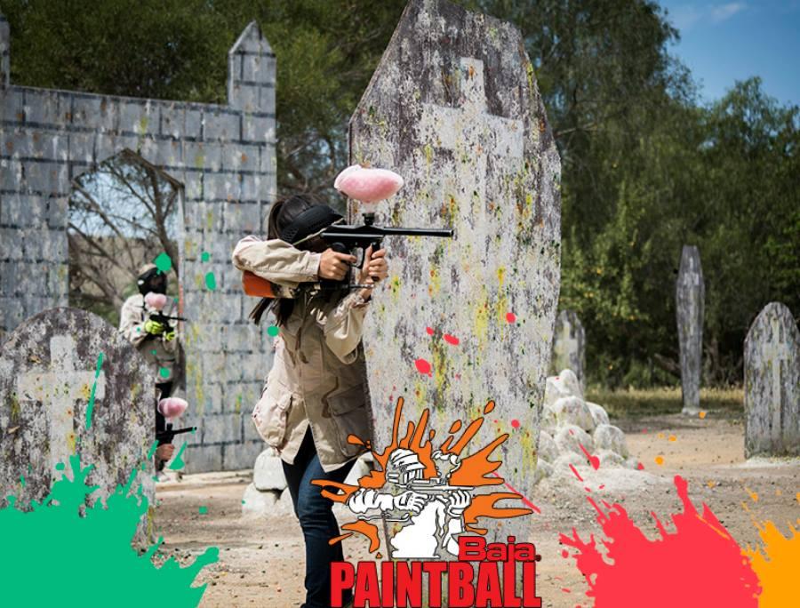 Baja Paintbal Parque Morelos