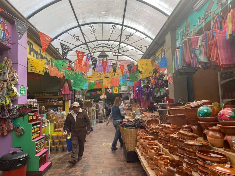 Mercado El Popo