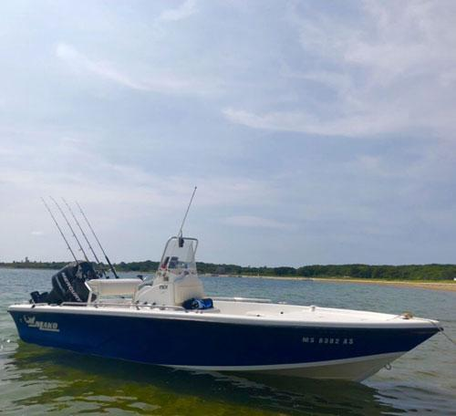 World Class Charter Fishing Charter Boat servicing cape cod and islands
