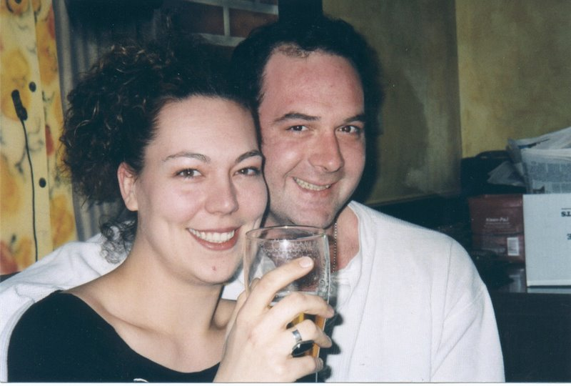 Chris & Jenn-1st Meeting
