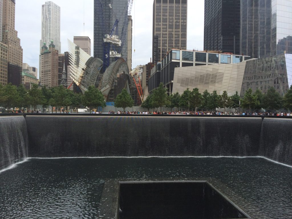 The 9/11 Memorial is heartbreaking and stunning
