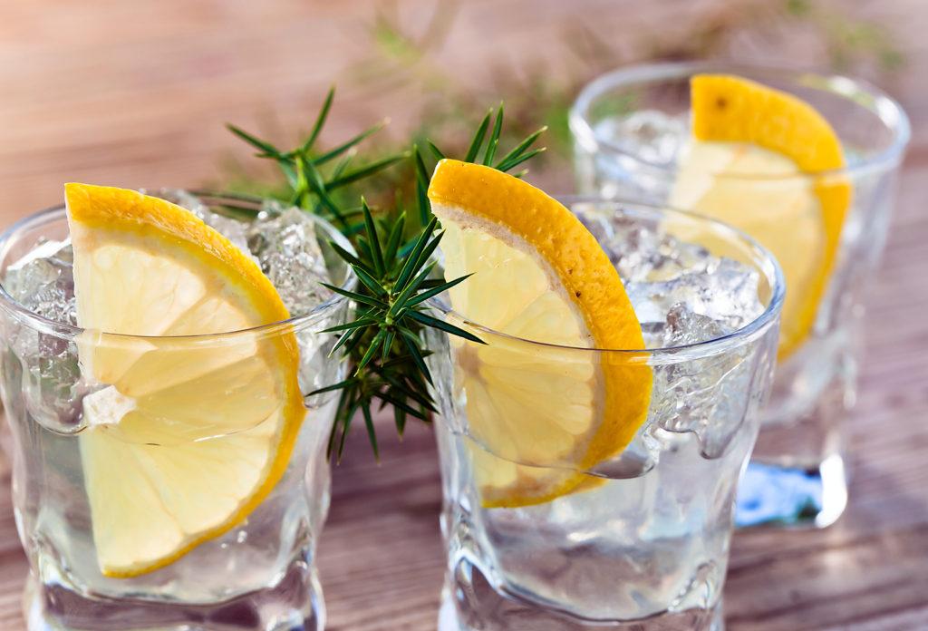Mmmmm...I DO loves me some Gin