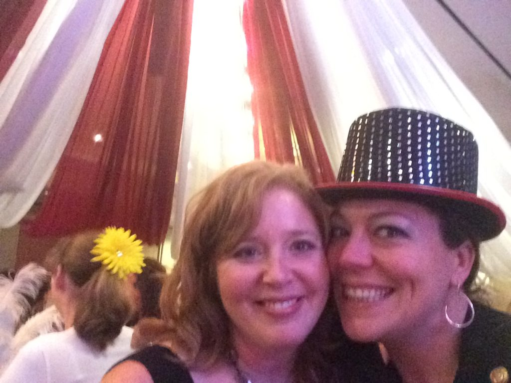 When our worlds collided and Tracy became a wonderful part of BlissDom