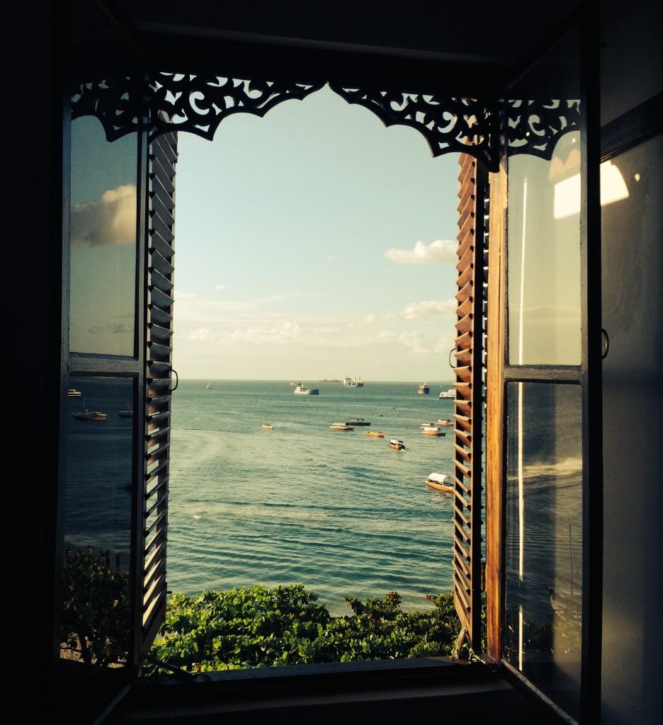 Travel - Indian Ocean off the coast of Zanzibar. So Happy