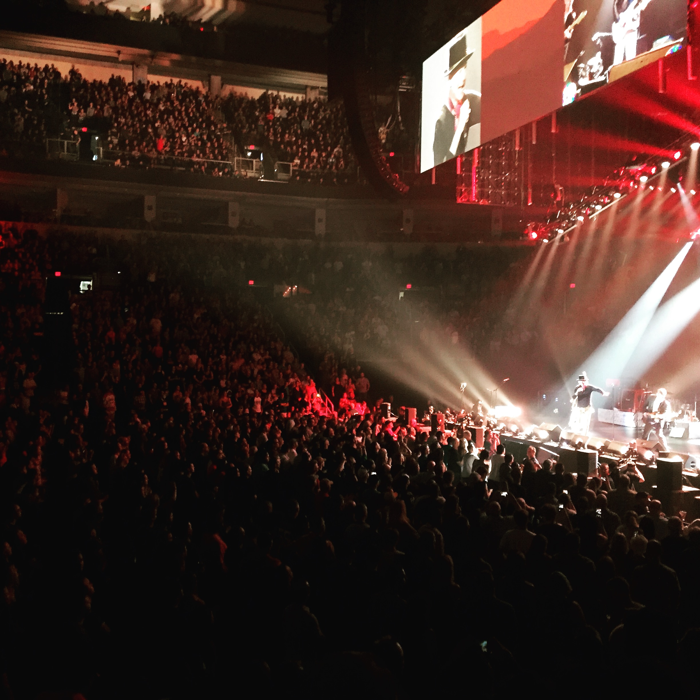 Winnipeg shows their love for Canada's favourite band