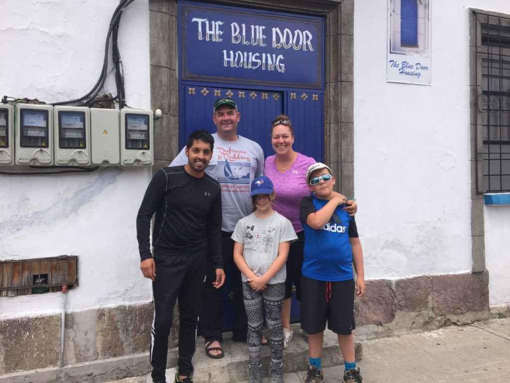 Blue Door Housing - A fantastic place to stay in the heart of Old Town Quito