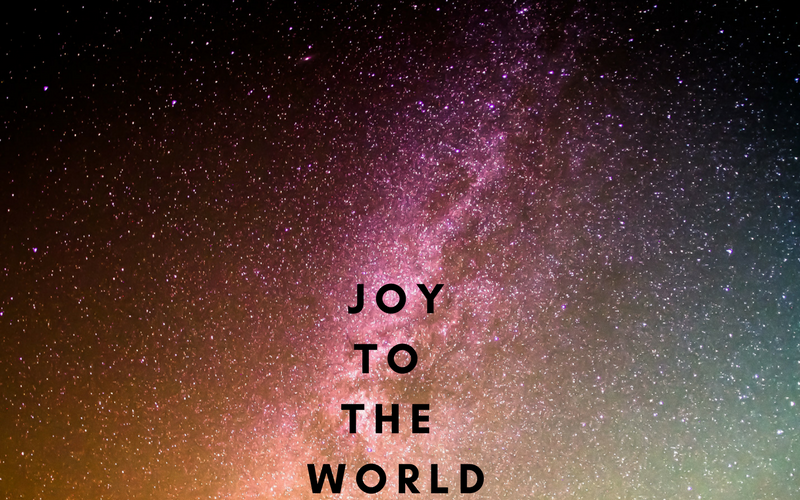 JOYTO THE WoRLD
