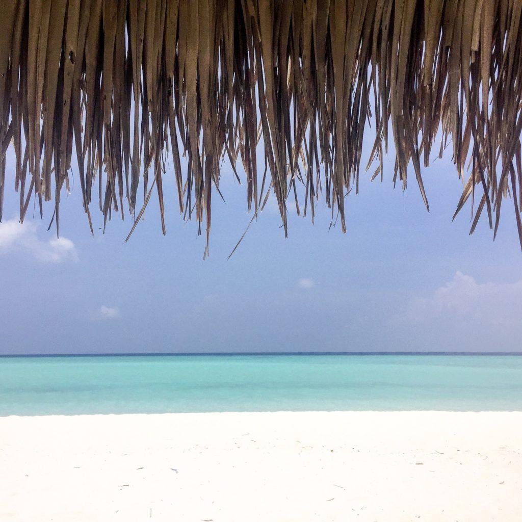 Maldives Picnic island
