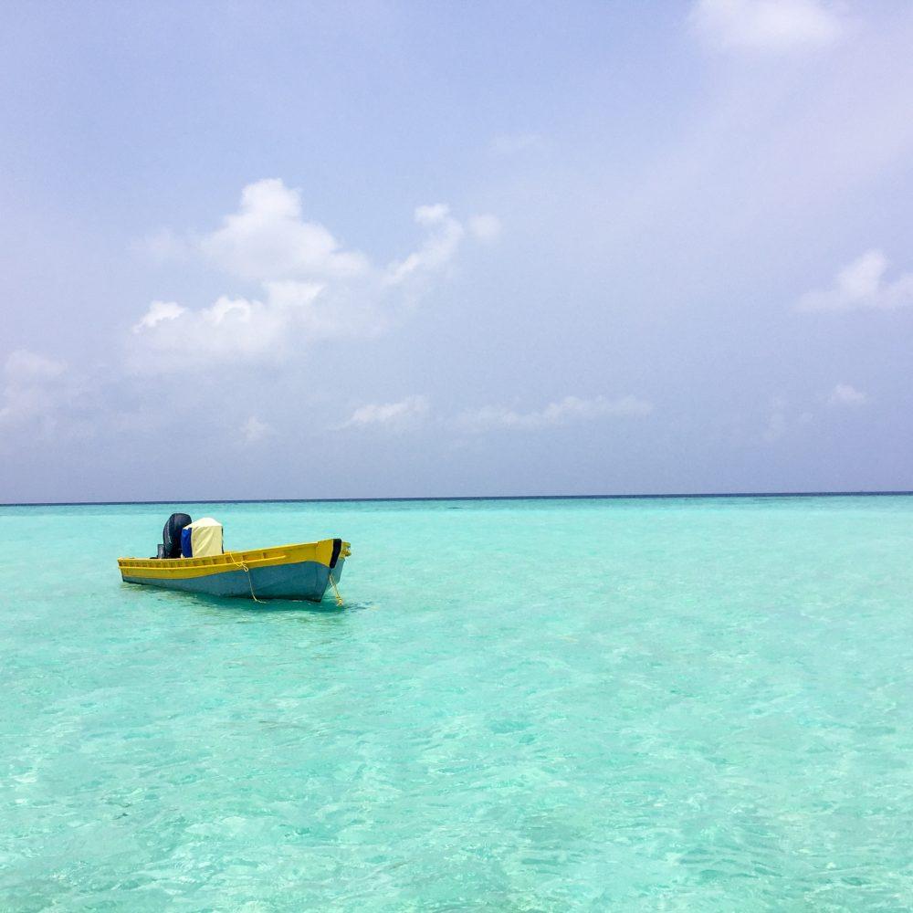 Picnic Island Rashdoo Maldives