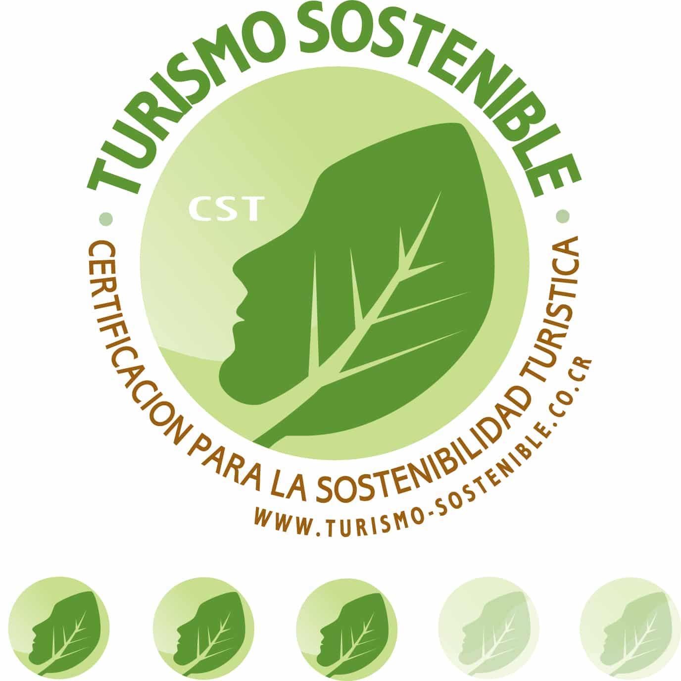 Turismo Sostenible Logo