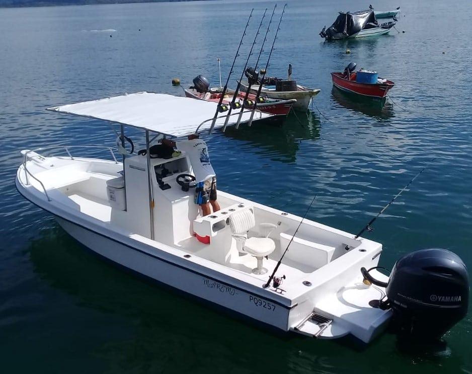 pesca costera bote Meremy