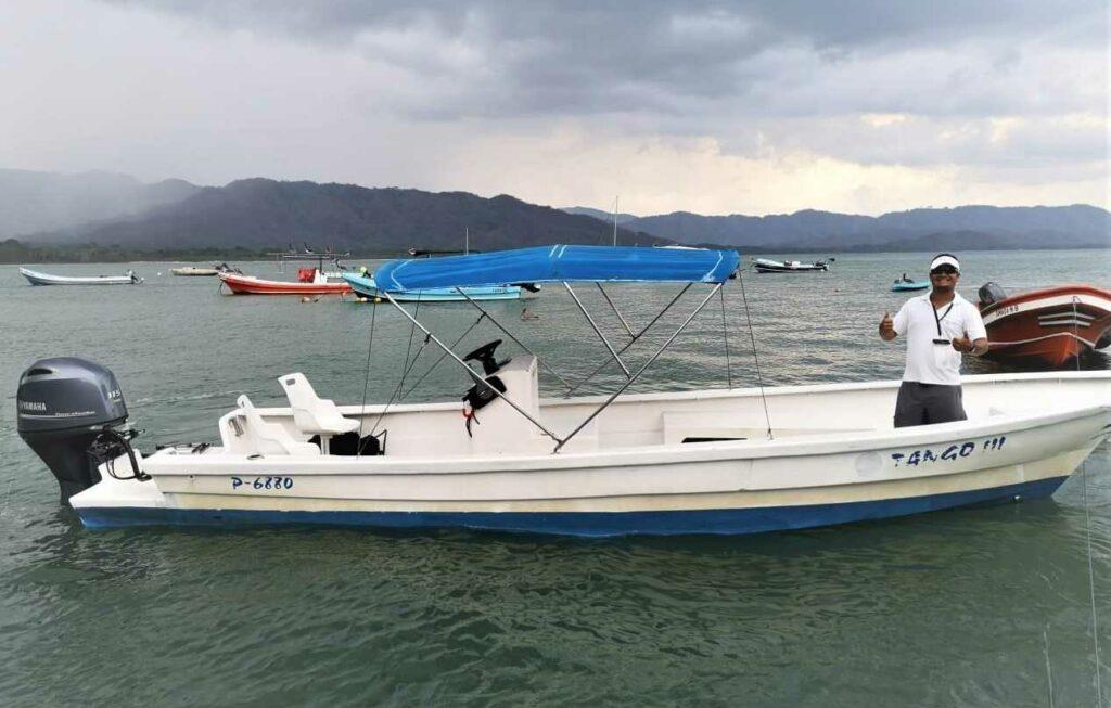 pesca costera bote Tango 3