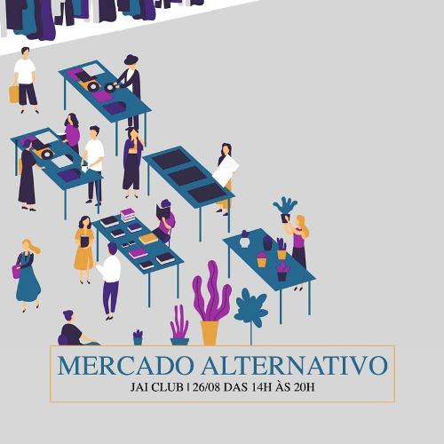 Primeira edição do Mercado Alternativo