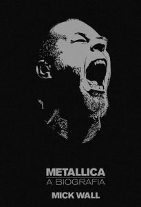 """Livro: """"Metallica, A Biografia"""""""