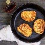 cast iron French toast