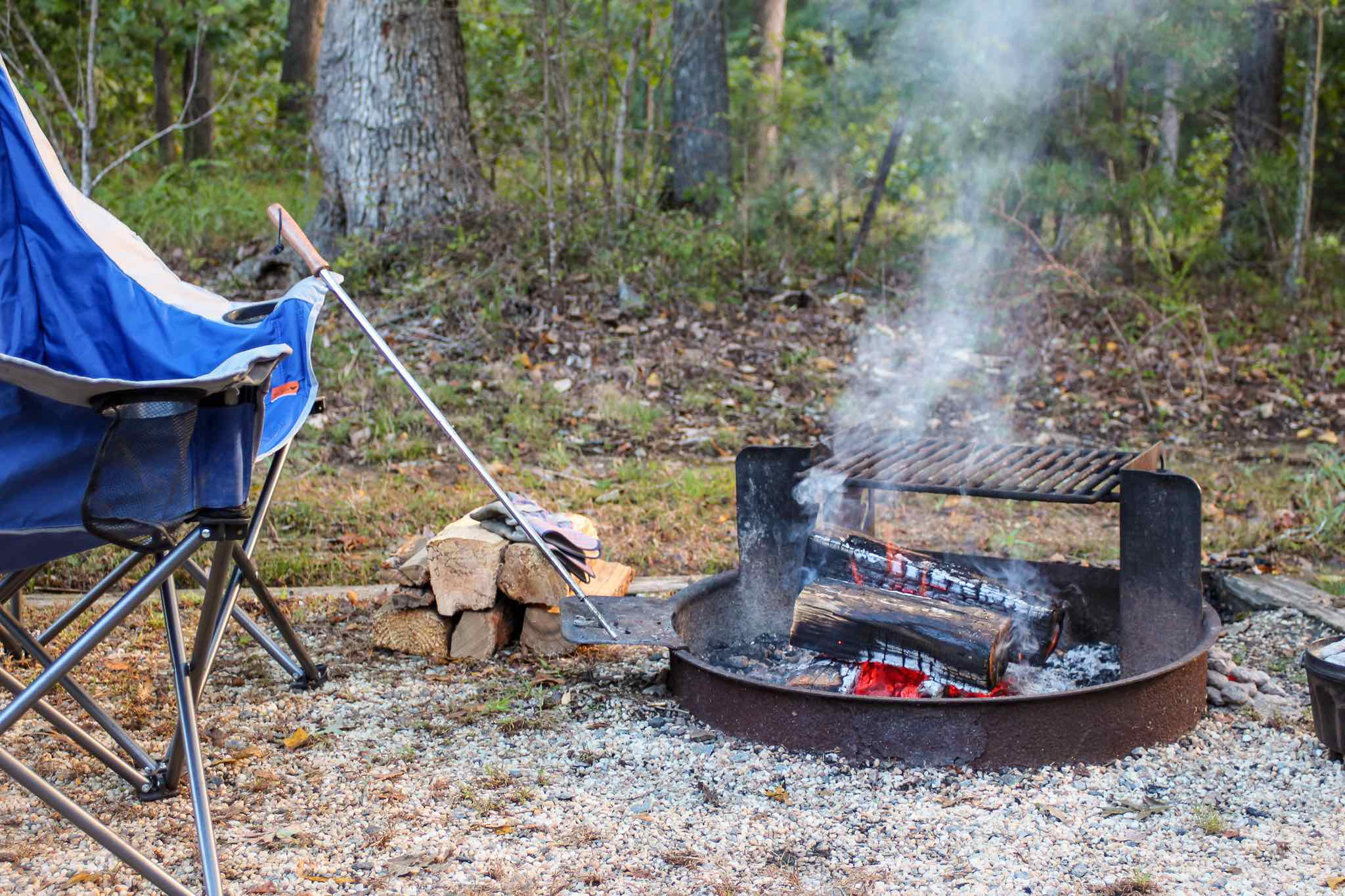 The Camping Weekend Part 2: The Other Stuff