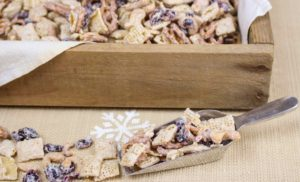 Snowy Day Chex Mix