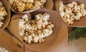 Oven Caramel Corn