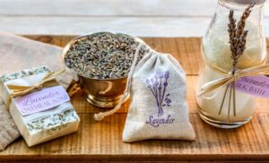 Easy DIY Lavender Gifts