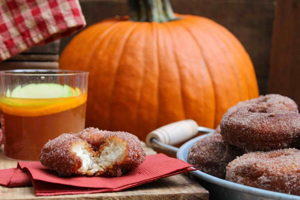 sweet milk donuts