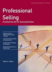 Professional-selling cover