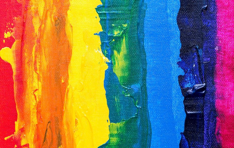 The Rainbow Inside Us