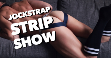 JOCKSTRAP STRIP SHOW PART 1