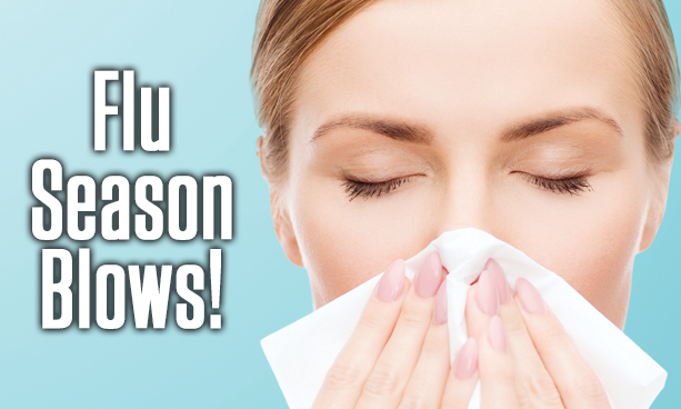 Flu Season Blows