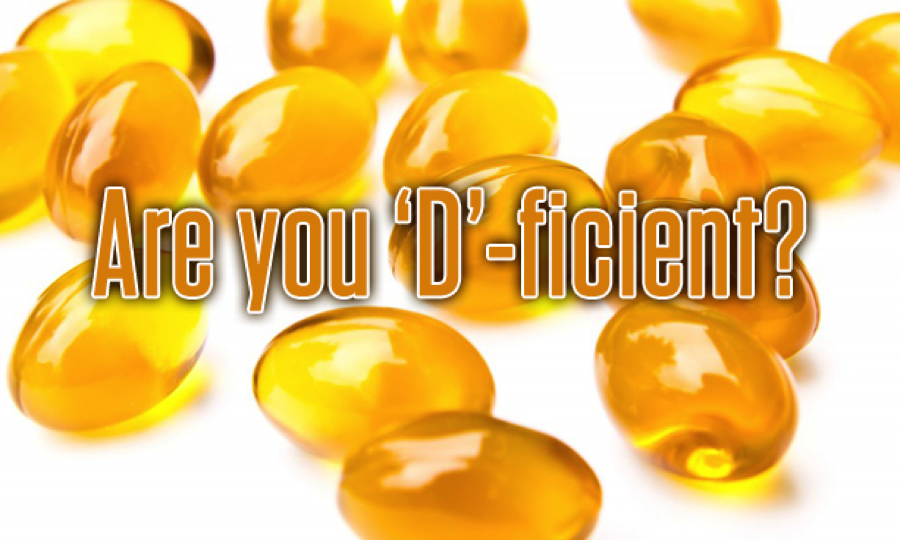 Are You 'D'-ficient?
