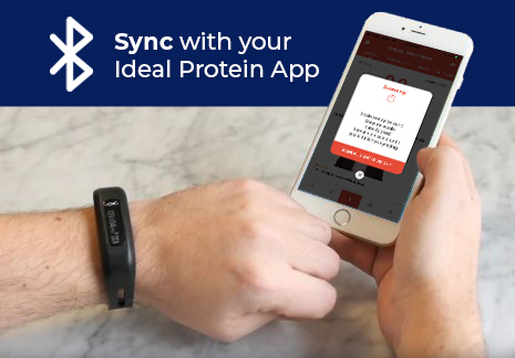 Ideal Protein Band Sample