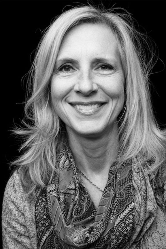 Kristy Gledhill. Photo by Dean Davis.