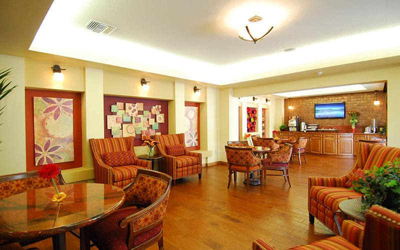resort retirement communities
