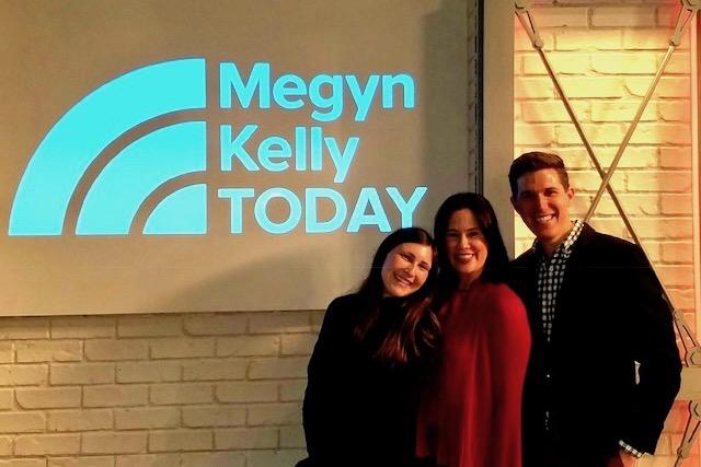 Megyn Kelly Show Audience Team