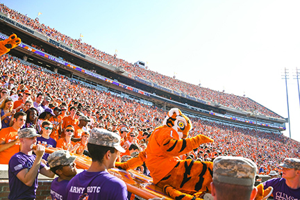 game day experiences
