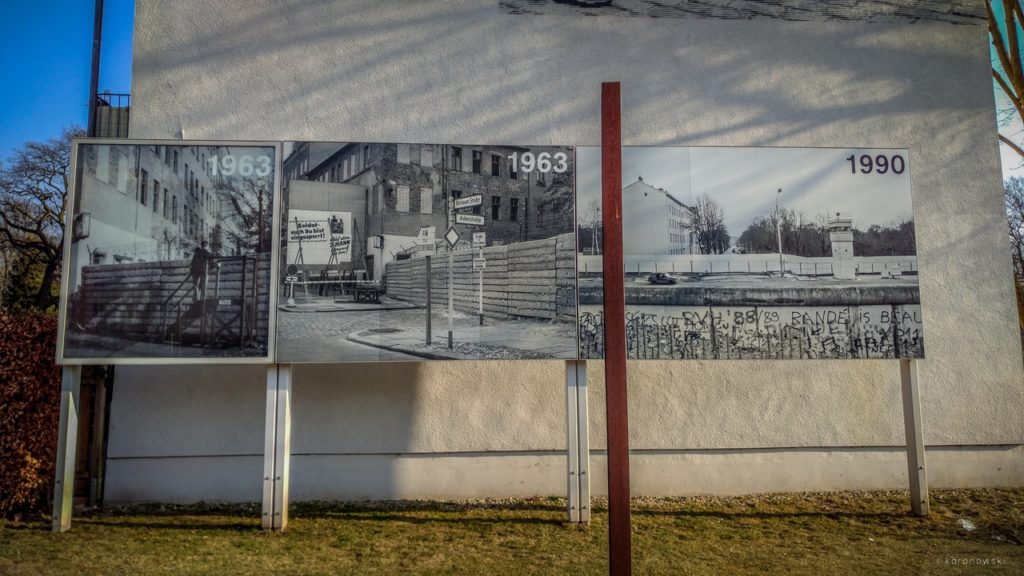 Amazing Experiences in Europe - Berlin Wall
