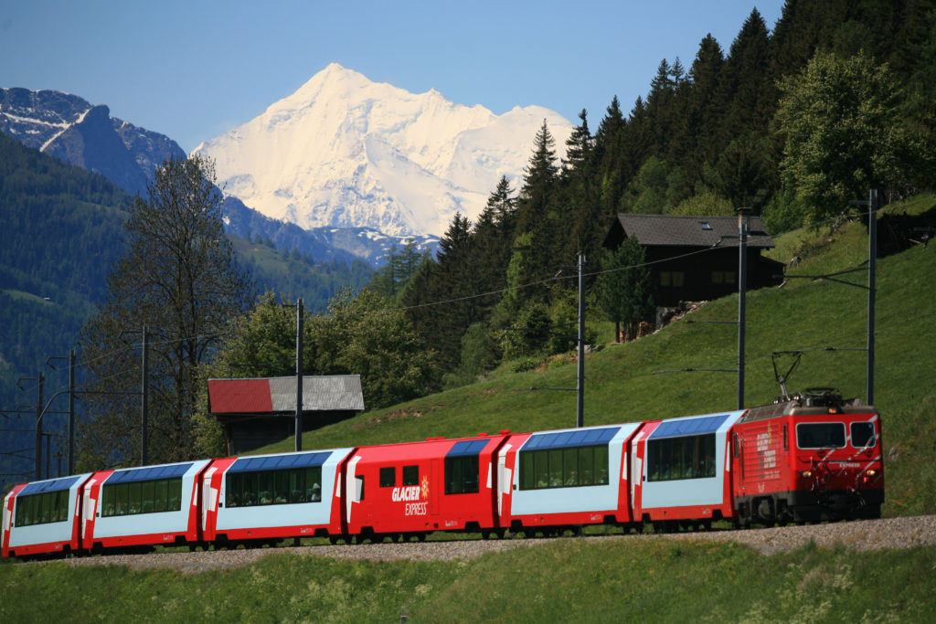 Amazing Experiences in Europe - Glacier Express