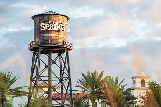 Disney Springs Shopping and Entertainment Complex, Walt Disney World Resort