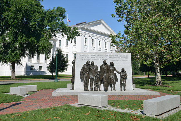 Virginia Civil Rights Memoria