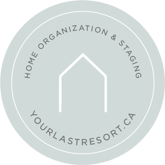 Your Last ReSort - Circular logo
