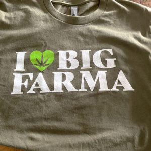 I love big farma tshirt