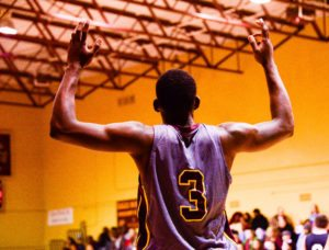 Rashee Hodges, local basketball standout, was killed in a hit-and-run accident early Sunday morning in southeastern Richland County. Photo by Cindy Crosby