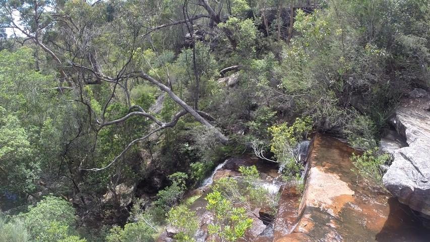 Anice Falls, Royal National Park