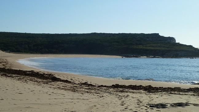Marley Beach, Royal National Park