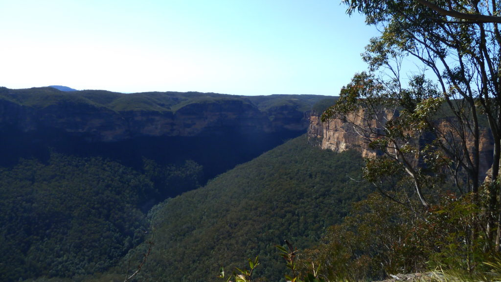 Grand Canyon Walking Track, Blue Mountains